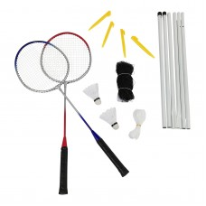 Two Player Badminton Set with Net
