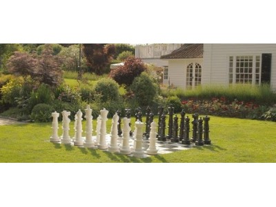 Mega Chess Pieces - 90cm Plastic