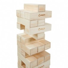 Supersize Jenga Tower