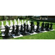 Giant Chess Pieces  - 60cm Plastic