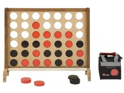 Mega 4 (Giant Connect 4 Game)