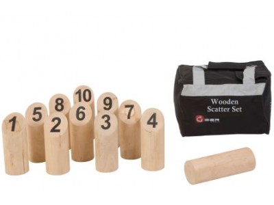 Wooden Scatter Set