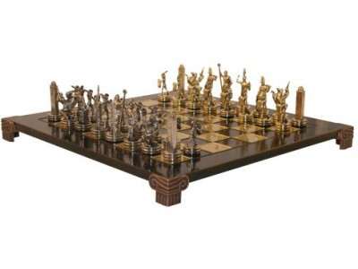 Poseidon Luxury Chess Set