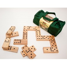 Wooden Garden Dominos