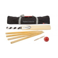 Wooden Cricket Set - Size 3
